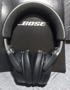 Bose SoundLink On-Ear Bluetooth Wireless Headphones Triple - Black