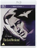 The Lost Weekend [Masters of Cinema] (Blu-ray) [1945] [DVD][Region 2]