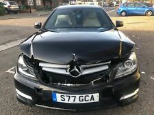 2012 MERCEDES BENZ C CLASS C250 AMG COUPE DAMAGED - EASY REPAIR DRIVEAWAY