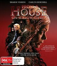 From a House on Willow Street NEW Blu-Ray