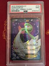 Pokémon Gardevoir EX Full Art Primal Clash 155/160 PSA 9