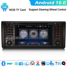 DAB+ Android 10.0 Autoradio WiFi Bluetooth 4G para BMW 5ER E39 E53 X3 M5 CarPlay