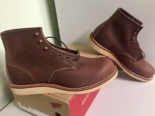 NEW RED WING HERITAGE 4549 ROVER BOOTS BOURBON YUMA MENS 10D FIRST QUALITY $270