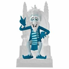 Hallmark 2017 THE YEAR WITHOUT A SANTA CLAUS™ He's Mr. Snow Miser! Ornament