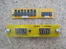 Assembled HIFI Remote preamplifier / volume control board /4 way input