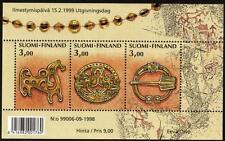 FINLAND 1999 MNH 150th ANNIVERSARY OF NEW KALEVALA