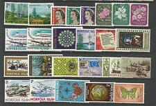 NORFOLK IS STAMP COLLECTION & PACKET of 25 DIFFERENT Stamps NICE SELECTION