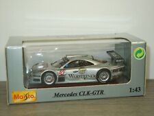 Mercedes CLK GTR - Maisto 1:43 in Box *43038