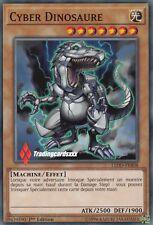 ♦Yu-Gi-Oh!♦ Cyber Dinosaure (Dinosaur) : LEDD-FRB08 -VF/Commune-