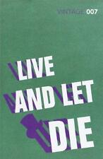 Live and Let Die (Vintage Classics) by Fleming, Ian, NEW Book, (Paperback) FREE