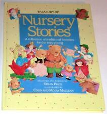 Treasury of Nursery Stories (1991, Hardcover) Retold by Susan Price