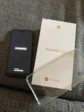 Huawei P20 Emily-L09C - 128GB - Schwarz (Ohne Simlock) (Single Sim)