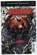 Juggernaut DX # 1 of 5 Cover A NM Marvel