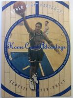 1998 98 Upper Deck Hardcourt Home Court Advantage Scottie Pippen #45, Bulls