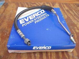 1969 1970 1971 Ford Fairlane Torino Ranchero V-8 power steering hose 3-789 NOS!