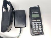 Vintage Motorola Cellular Phone Select 2000e