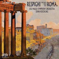 John Neschling, O. Respighi - Roman Trilogy [New CD]
