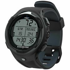 Aqua Lung i450t Hoseless Air Integrated Wrist Watch Dive Computer w/ USB - Black