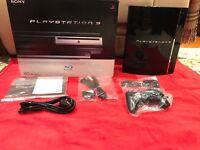 Playstation 3 60GB Retrocompatible/Backwards