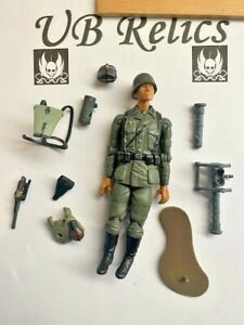 1:18 21st Century Toys Ultimate Soldier WWII German Army RARE TRENCH BINOCULARS