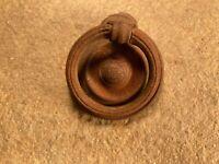 Drop Ring Pull Drawer Handle Antique Vintage Furniture Hardware