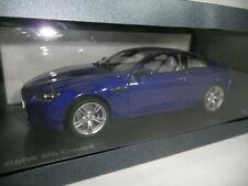 BMW 6er M6 F13 COUPE SAN MARINO BLUE 1:18 PARAGON DEALER 80432218737