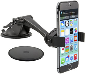 Arkon Car Mount Phone Holder for iPhone X iPhone 8 7 6S Plus 8 7 6S Galaxy S8 S7