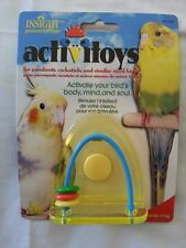 Activitoys Interactive Bird Toy Leap Frog - JW Pet