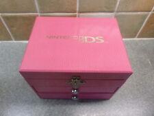 Pink Nintendo DS Jewelry Box/Storage Case