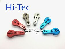 6pcs 24T M3 Aluminum Servo Horn Arm Hitec for RC 1:8 1:10 Model Car (US Seller)