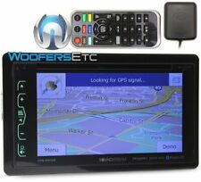 "Soundstream VRN-65HXB 2-Din 6.2"" Touchscreen Bluetooth with SiriusXM Included"