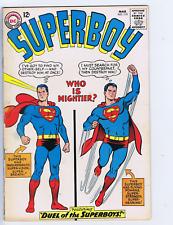 Superboy #119 DC 1965