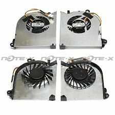 Laptop CPU Cooling Fan MSI GS60 Left and right