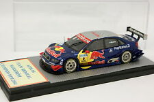 Provence Moulage Mistral 1/43 -  AUDI A4 N°5 Winner DTM 2004 Red Bull