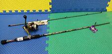 Shakespeare Covert Spinning Combo 6' M Rod Recruit Reel LRCRTSP602M30CBO 1396206