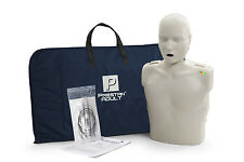 Prestan Adult CPR‐AED Training Manikin with CPR Monitor Light Skin PP-AM-100M