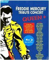 Freddie Mercury Tribute Concert - Various Artists (NEW BLU-RAY)