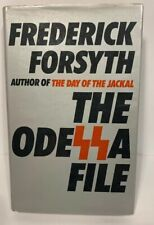 Frederick Forsyth The Odessa File First Uk 1972 Excellent Condion