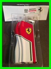 New VERY HTF Ferrari Limited Edition Metal Cigarette Lighter ~ With Papers!
