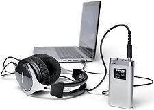 SHURE SHA 900 Portable Listening Amplifier for Headphones and Earphones