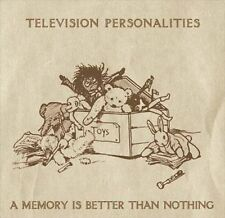 A Memory Is Better Than Nothing by Television Personalities (CD, Jun-2010,...