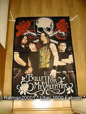 Flags Flag Bullet For My Valentine vd119 - 95 x135m