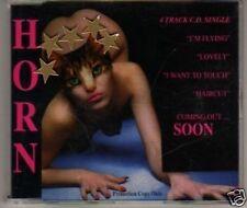 (L555) Horn, I'm Flying / Lovely - 4 track - DJ CD