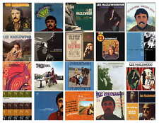 LEE HAZLEWOOD RECORD ALBUMS   PHOTO-FRIDG MAGNETS