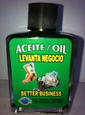 MYSTICAL/ SPIRITUAL OIL (ACEITE) FOR SPELLS & ANOINTING 1/2 OZ BETTER BUSINESS
