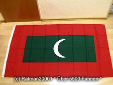 Fahnen Flagge Malediven - 90 x 150 cm