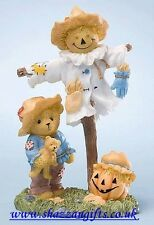 Cherished Teddies Saundra Halloween USA Exclusive