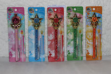 Sailor Moon Miracle Romance Pointer Pen Set Mercury Mars Jupiter Venus US SELLER