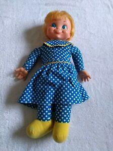 Mrs Beasley Doll 1967 With Cord Non Talking