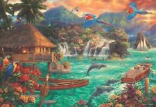 Anatolian Jigsaw Puzzle Island Life Chuck Pinson 2000 Pcs Dolphins #3939
